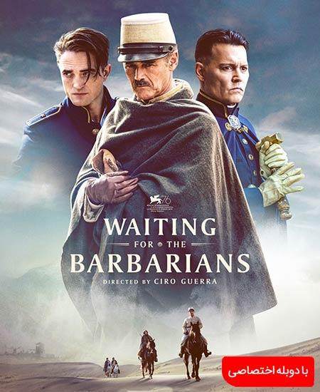 دانلود فیلم در انتظار بربرها 2019 دوبله فارسی Waiting for the Barbarians