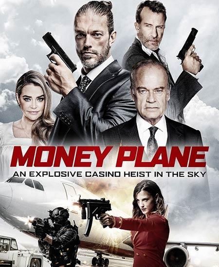 دانلود فیلم Money Plane 2020 هواپیمای پول دوبله فارسی