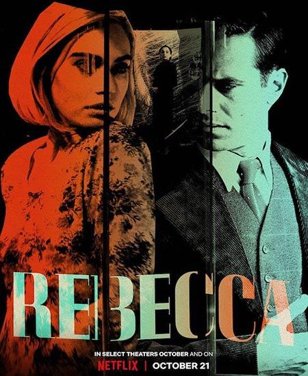 دانلود فیلم Rebecca 2020 ربکا دوبله فارسی