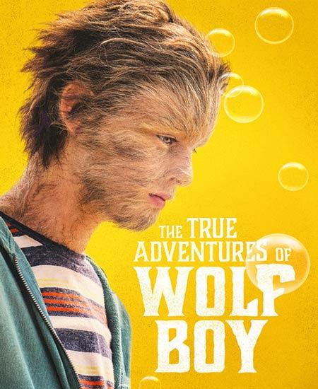دانلود فیلم ماجراهای واقعی پسر گرگی 2019 با دوبله فارسی The True Adventures of Wolfboy