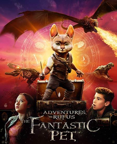 دانلود فیلم ماجراهای روفوس Adventures of Rufus 2020