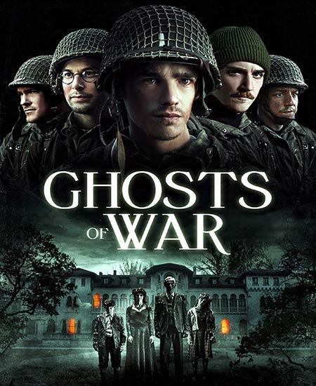 دانلود فیلم ارواح جنگ Ghosts of War 2020