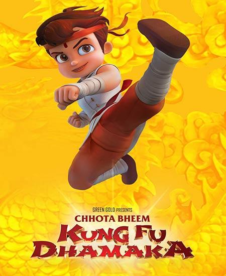 دانلود انیمیشن بیم کوچولو کونگ فو کار Chhota Bheem: Kung Fu Dhamaka 2019