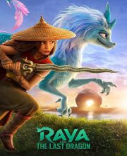دانلود انیمیشن رایا و آخرین اژدها 2021 دوبله فارسی Raya and the Last Dragon