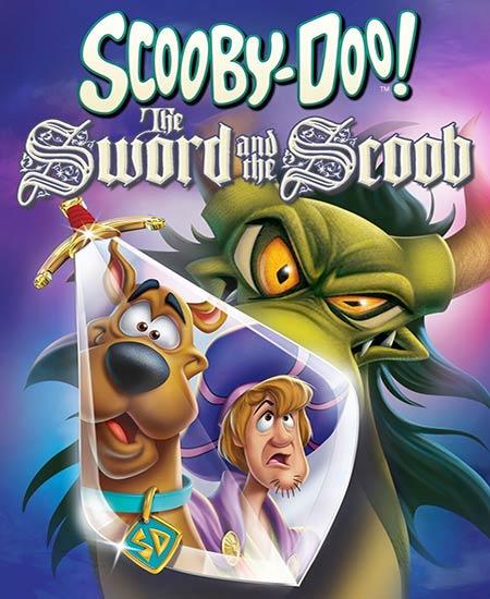 دانلود انیمیشن اسکوبی دو: شمشیر و اسکوب Scooby Doo: The Sword and the Scoob 2021