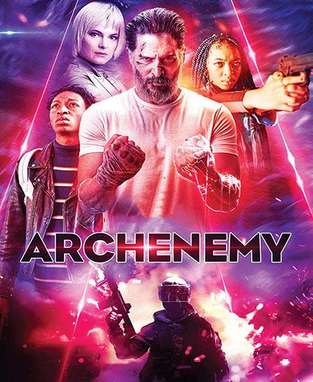 دانلود فیلم دشمن بزرگ Archenemy 2020