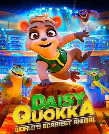 دانلود انیمیشن دیزی کوئوکا Daisy Quokka 2021