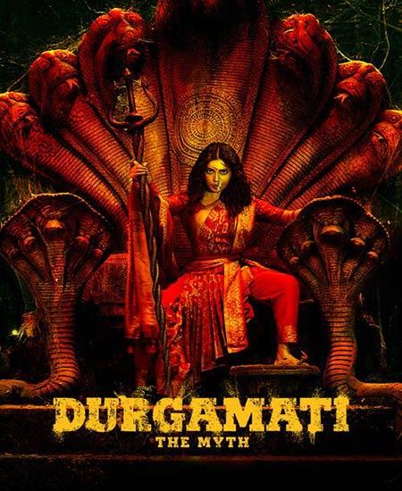 دانلود فیلم افسانه دورگاماتی Durgamati: The Myth 2020