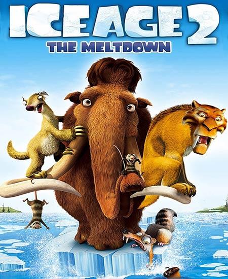دانلود انیمیشن عصر یخبندان 2 Ice Age 2 2006