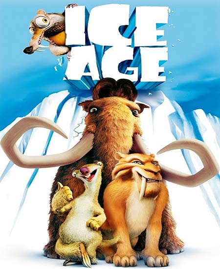 دانلود انیمیشن عصر یخبندان Ice Age 2002