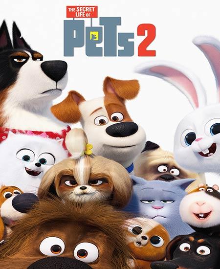 دانلود انیمیشن زندگی مخفی حیوانات خانگی 2 The Secret Life of Pets 2 2019