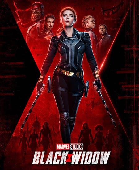 دانلود فیلم Black Widow 2021 بیوه سیاه دوبله فارسی