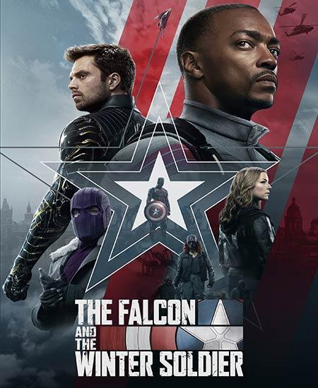 دانلود سریال فالکون و سرباز زمستان 2021 دوبله فارسی The Falcon and The Winter Soldier