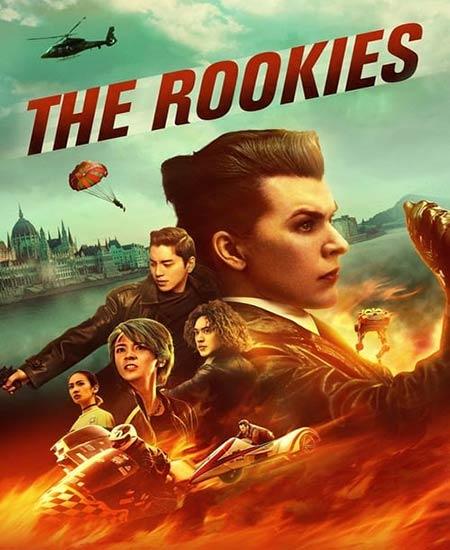 دانلود فیلم The Rookies 2019 تازه کاران دوبله فارسی