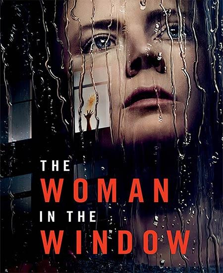 دانلود فیلم زنی پشت پنجره 2021 دوبله فارسی The Woman in the Window
