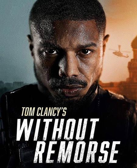 دانلود فیلم Without Remorse 2021 بدون پشیمانی دوبله فارسی