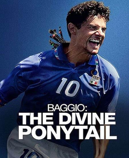 دانلود فیلم Baggio: The Divine Ponytail 2021 باجو: دم اسبی الهی دوبله فارسی