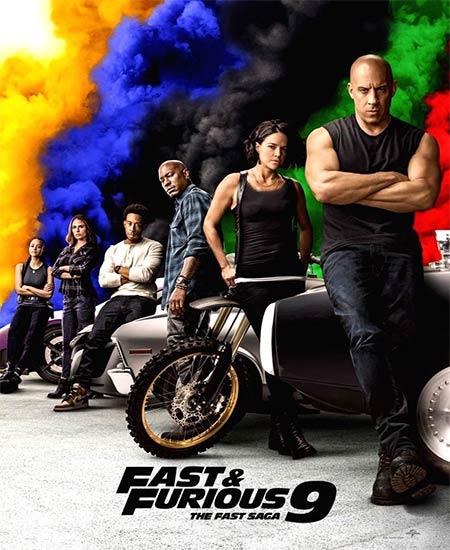 دانلود فیلم Fast & Furious 9 2021 سریع و خشن 9 دوبله فارسی