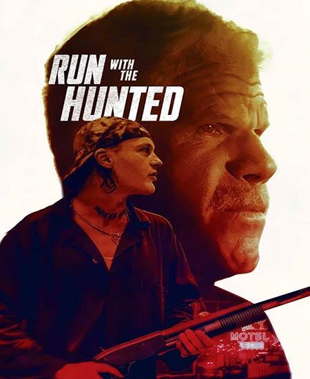 دانلود فیلم با شکار فرار کن 2019 دوبله فارسی Run with the Hunted