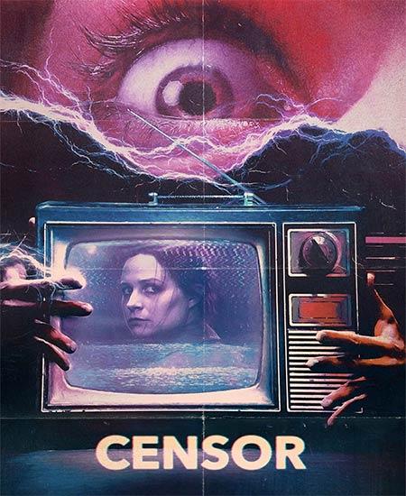 دانلود فیلم Censor 2021 سانسور (سانسورچی) دوبله فارسی
