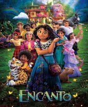دانلود انیمیشن Encanto 2021 انکانتو (افسون) دوبله فارسی