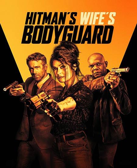 دانلود فیلم محافظ همسر هیتمن 2021 دوبله فارسی Hitman's Wife's Bodyguard