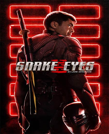 دانلود فیلم Snake Eyes 2021 چشمان مار (اسنیک آیز) دوبله فارسی