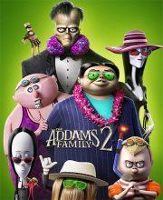 دانلود انیمیشن خانواده آدامز 2 2021 دوبله فارسی The Addams Family 2