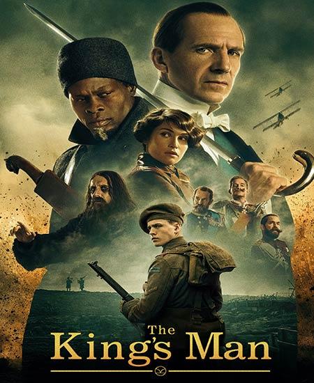دانلود فیلم کینگزمن 3 2021 دوبله فارسی The King's Man 3