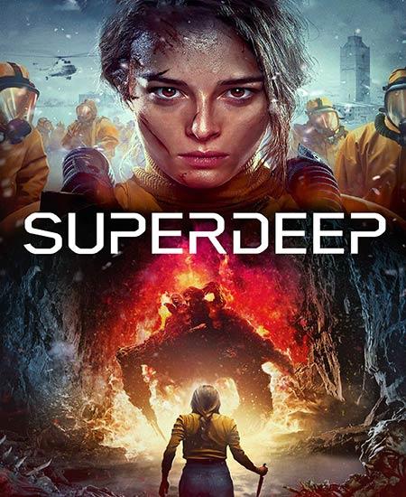 دانلود فیلم The Superdeep 2020 در اعماق دوبله فارسی