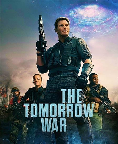 دانلود فیلم The Tomorrow War 2021 جنگ فردا دوبله فارسی