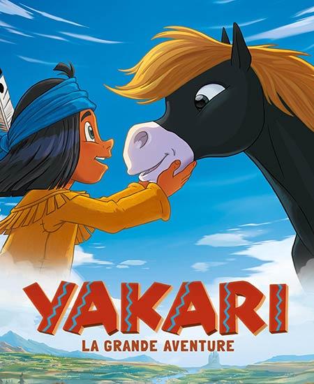 دانلود انیمیشن Yakari 2020 یاکاری: سفری دیدنی دوبله فارسی