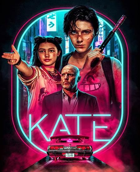 دانلود فیلم Kate 2021 کیت دوبله فارسی