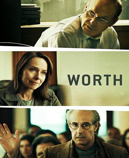دانلود فیلم Worth 2020 ارزش دوبله فارسی